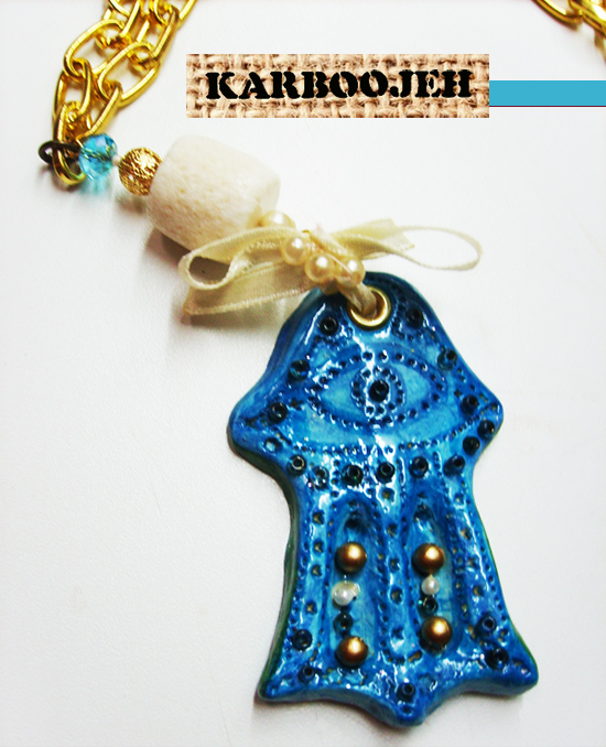 Boho Jewelry Karboojeh Handmade