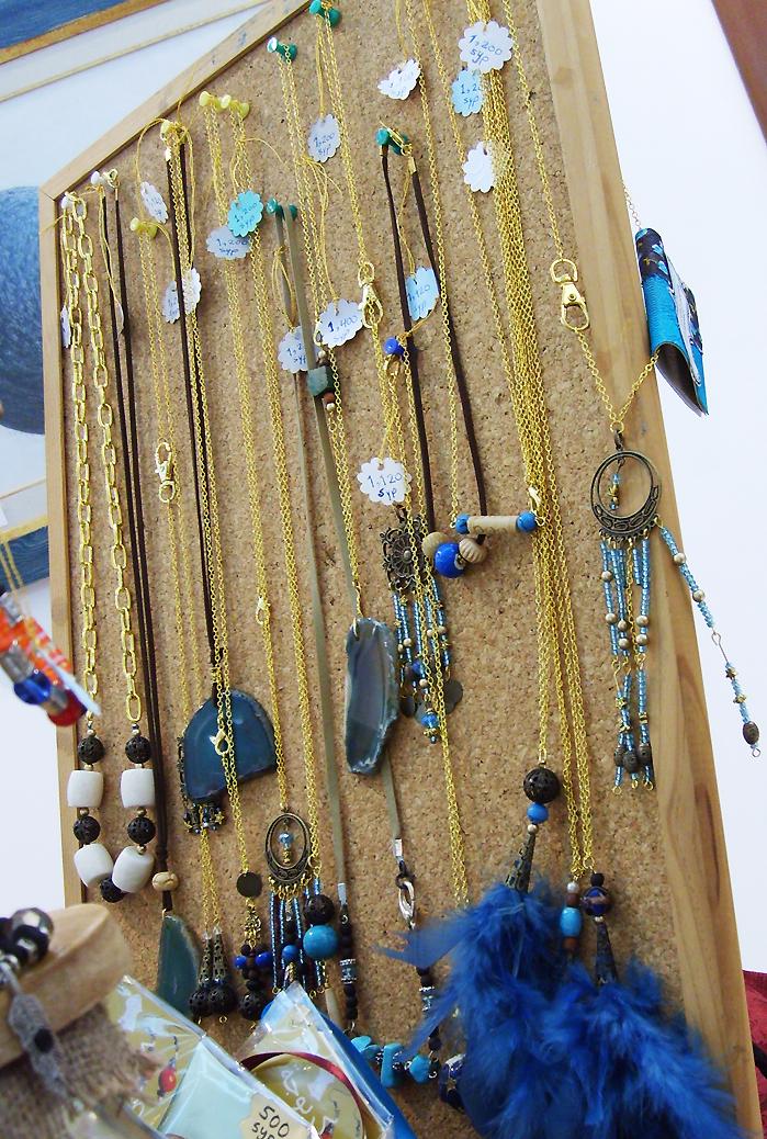 Unique Jewelry Displays handmade jewelry | Kar...